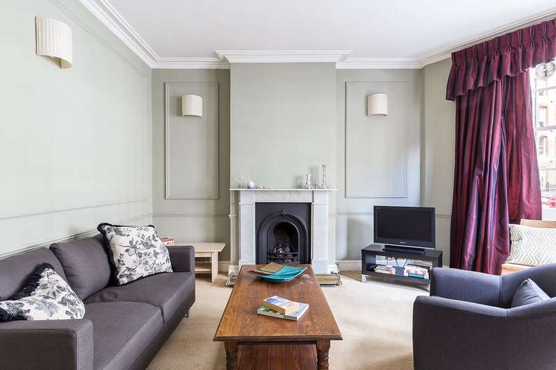 2 Bedrooms Flat for sale in Marylebone street W1G
