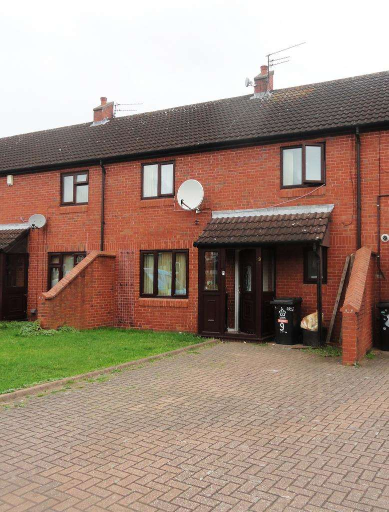 3 Bedrooms Terraced House for sale in Pankhurst Road, Beaumont Leys, Leicester LE4