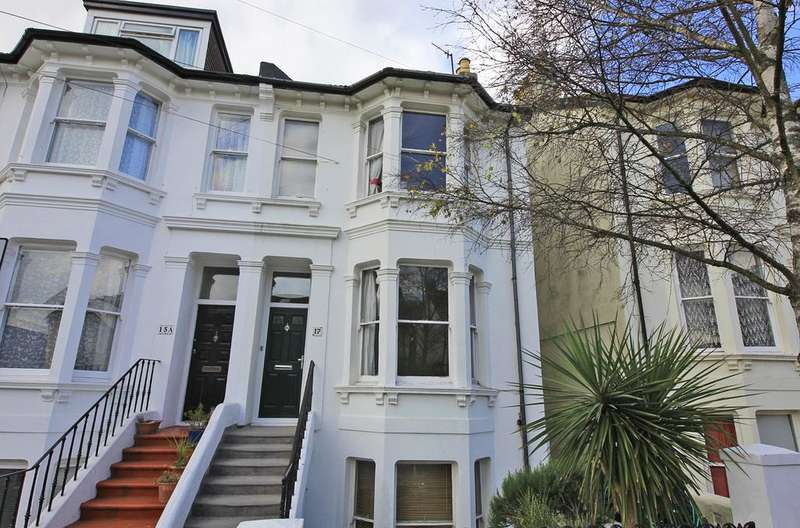 5 Bedrooms Semi Detached House for sale in Havelock Road, Brighton BN1