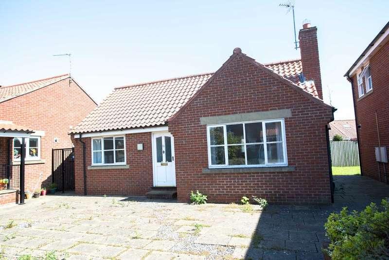 2 Bedrooms Detached Bungalow for sale in Bells Court, Helmsley, York YO62