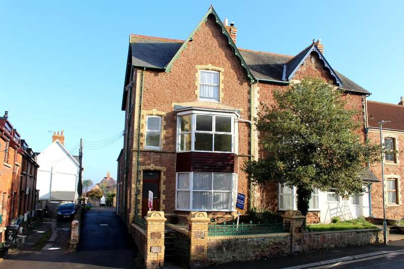 1 Bedroom Ground Flat for sale in South Road, Watchet