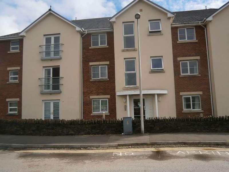 1 Bedroom Flat for sale in Ffordd Yr Afon