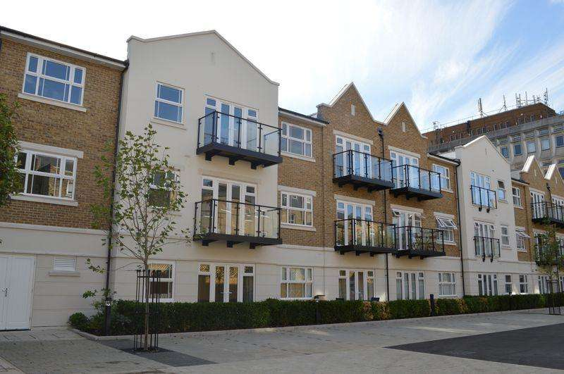 2 Bedrooms Apartment Flat for sale in Havilland Mews, Shepherds Bush