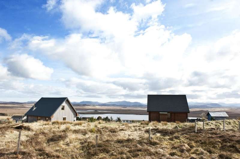 5 Bedrooms Residential Development Commercial for sale in Holiday Letting Cottages, Achmore, Isle of Lewis, Outer Hebrides HS2