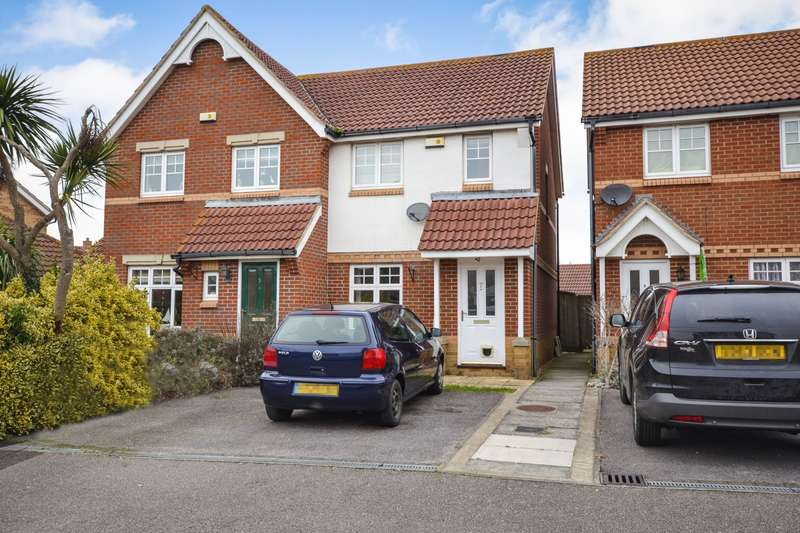 2 Bedrooms House for sale in Samoa Way, Sovereign Harbour (North), Eastbourne, BN23