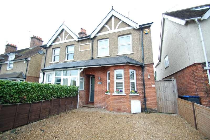 2 Bedrooms Semi Detached House for sale in Milton Villas, Park Road, Farnham Royal, SL2
