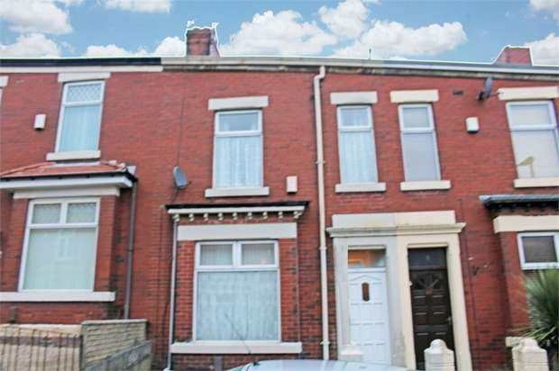 3 Bedrooms Terraced House for sale in Leamington Road, Blackburn, Lancashire