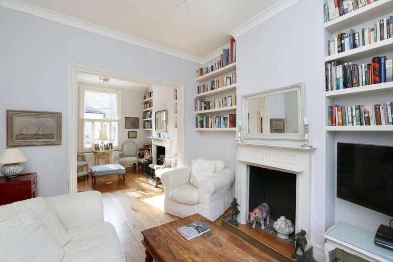 5 Bedrooms Semi Detached House for sale in STREATHAM HILL / BRIXTON HILL SW2