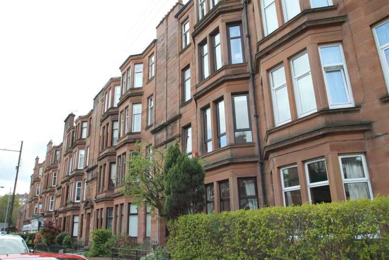 2 Bedrooms Flat for sale in Crow Road, Glasgow
