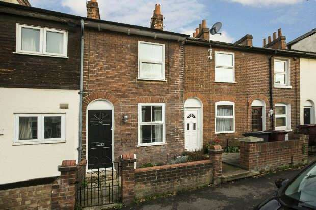 2 Bedrooms Terraced House for sale in Watlington Street, Reading