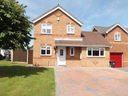 4 Bedrooms Detached House for sale in Manor Fell, Palacefields, Runcorn, Cheshire, WA7