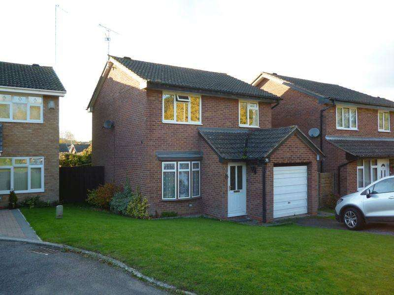 3 Bedrooms Detached House for sale in Somerville Road, Daventry