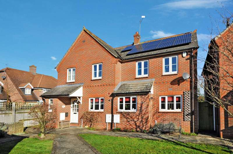 4 Bedrooms Detached House for sale in Jethro Tull Gardens, Crowmarsh Gifford