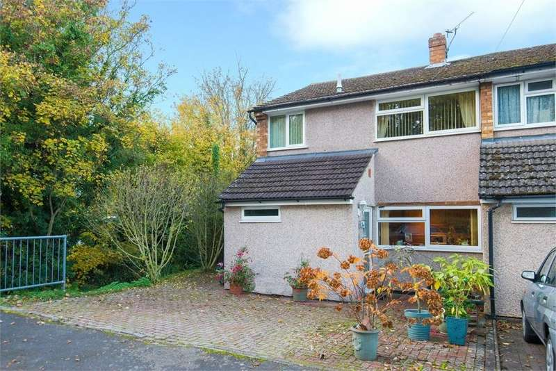 3 Bedrooms End Of Terrace House for sale in Willow Way, Loudwater, Buckinghamshire