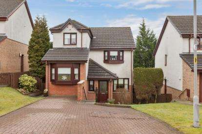 4 Bedrooms Detached House for sale in Dalnair Place, Milngavie