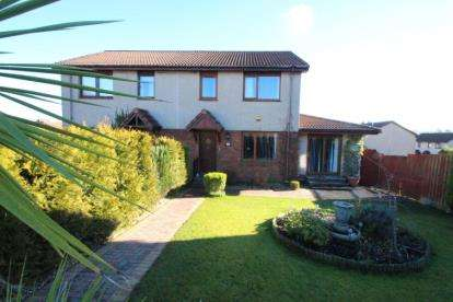 4 Bedrooms Semi Detached House for sale in Tanna Drive, Glenrothes