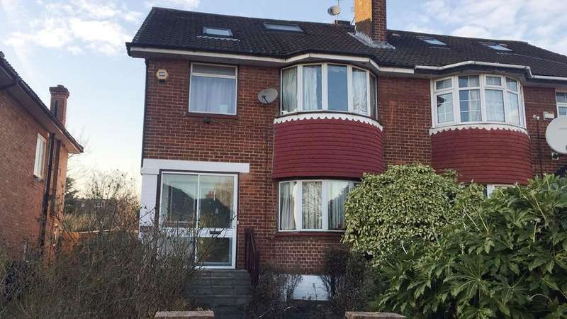 7 Bedrooms Semi Detached House for sale in Perryn Road, East Acton, london W3
