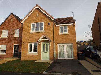 3 Bedrooms Detached House for sale in Windmill Way, Huthwaite, Sutton-In-Ashfield, Notts