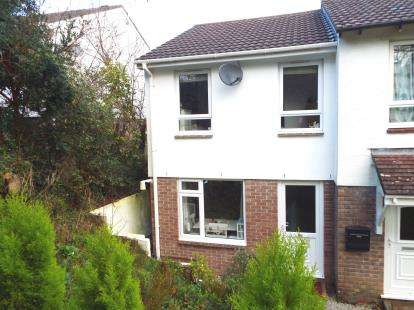 2 Bedrooms End Of Terrace House for sale in Falmouth, Cornwall