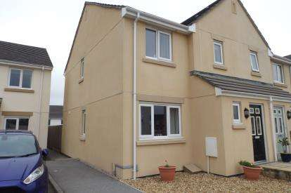 3 Bedrooms End Of Terrace House for sale in Helston, Cornwall
