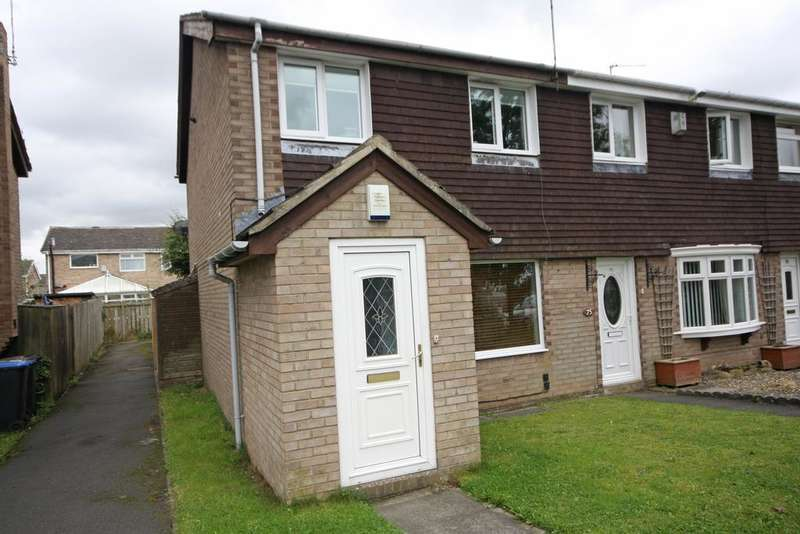 3 Bedrooms End Of Terrace House for sale in Leyburn Close, Urpeth Grange, Chester-le-Street DH2 1TE