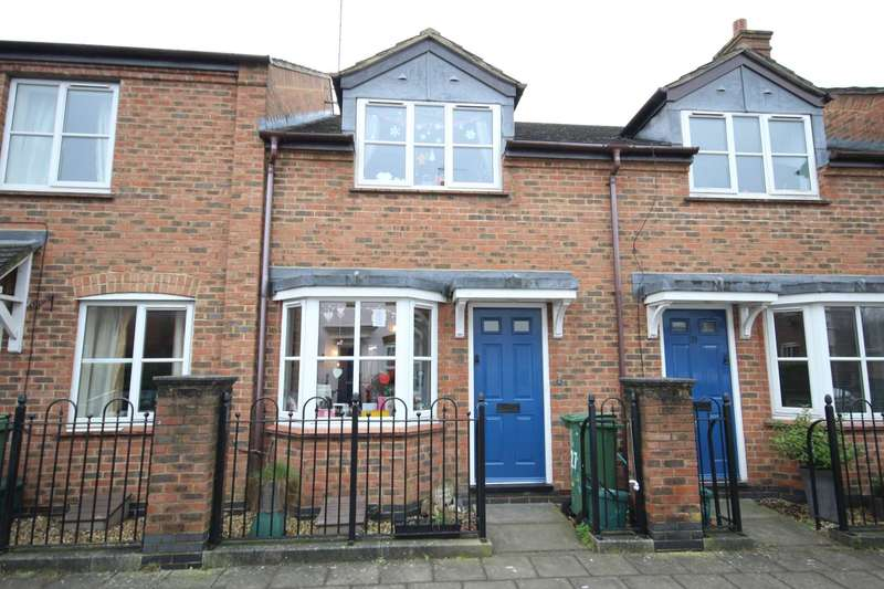 2 Bedrooms Terraced House for sale in Mill Meadow, Fairford Leys