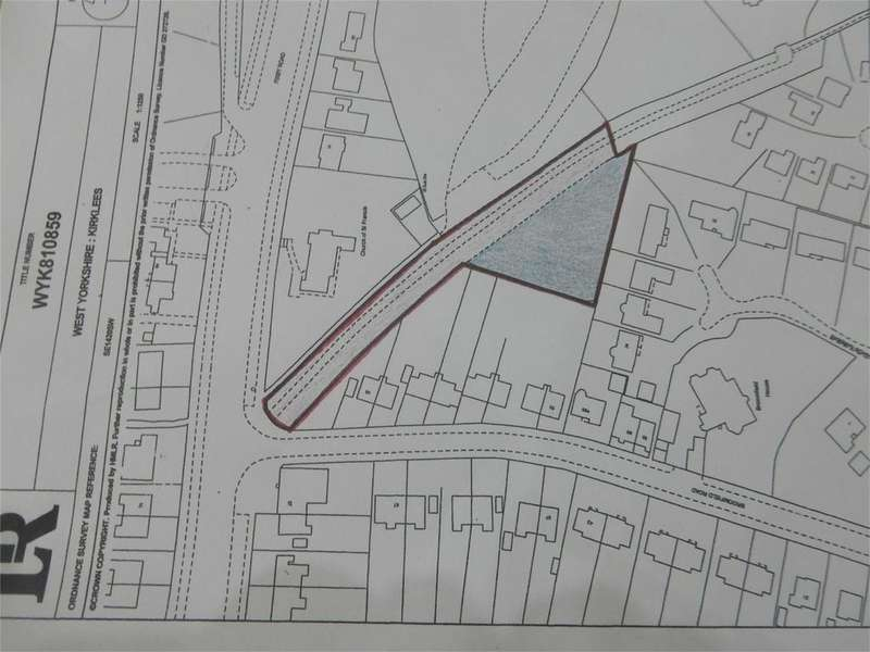 Land Commercial for sale in Land off Broomfield Road, Fixby, HUDDERSFIELD, West Yorkshire