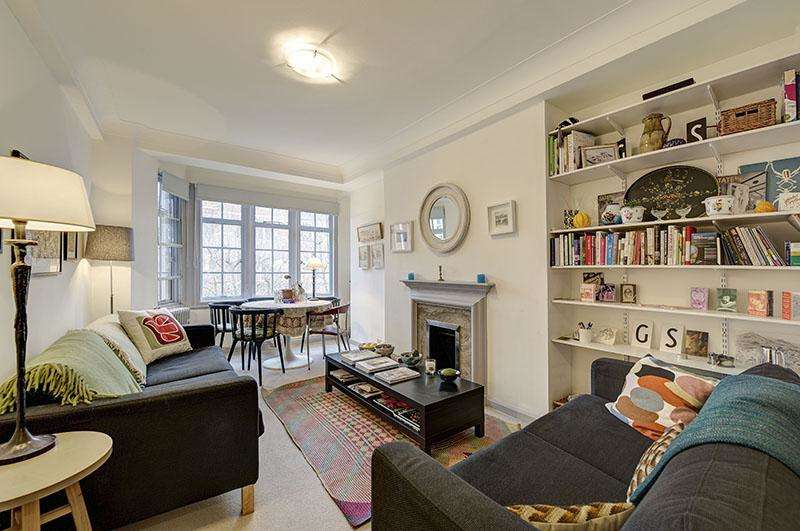1 Bedroom Flat for sale in Ashley Court, Morpeth Terrace, London SW1P