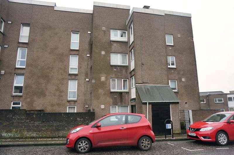 3 Bedrooms Flat for sale in Greenfaulds, Cumbernauld G67