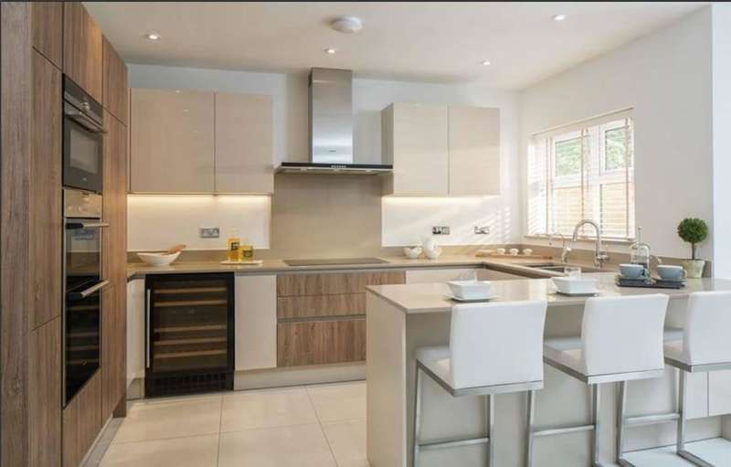 3 Bedrooms Terraced House for sale in Andover Road, Winchester SO22
