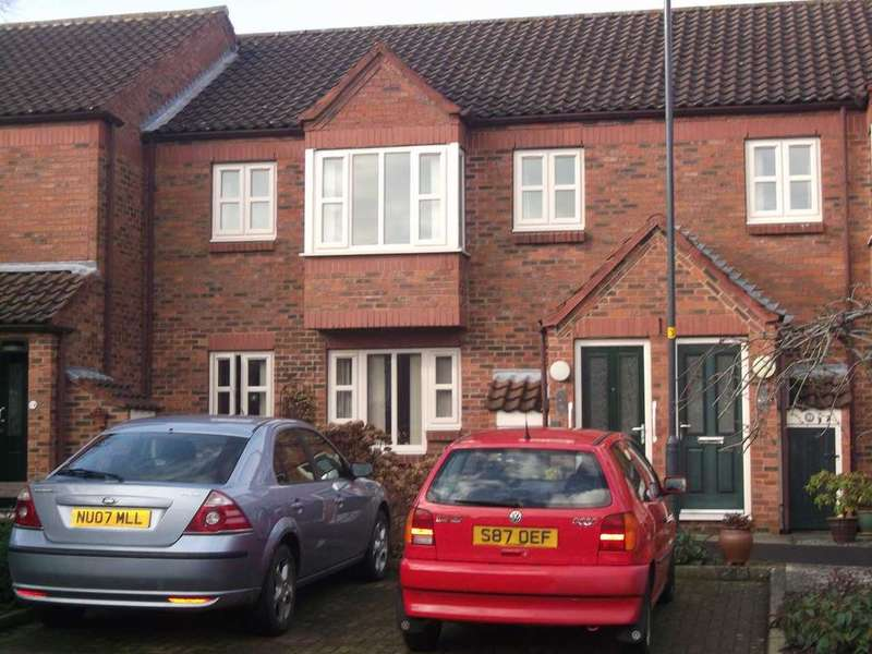 2 Bedrooms Apartment Flat for sale in Applegarth Court, Northallerton DL7