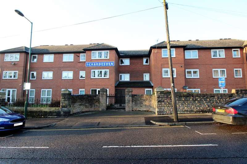 1 Bedroom Flat for sale in Flat 35, 25 Mapperley Road, Mapperley Park, Nottingham NG3
