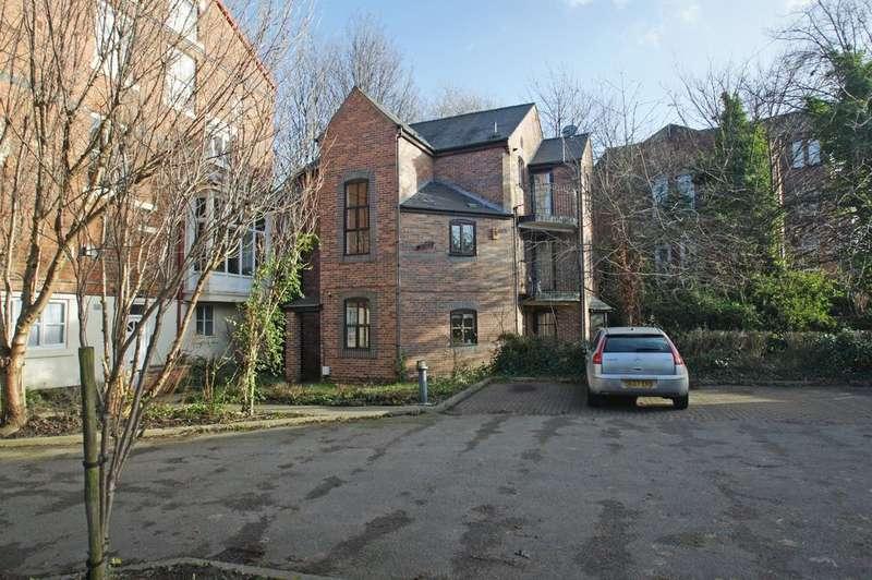 2 Bedrooms Flat for sale in Bainbrigge Road, Headingley, Leeds 6