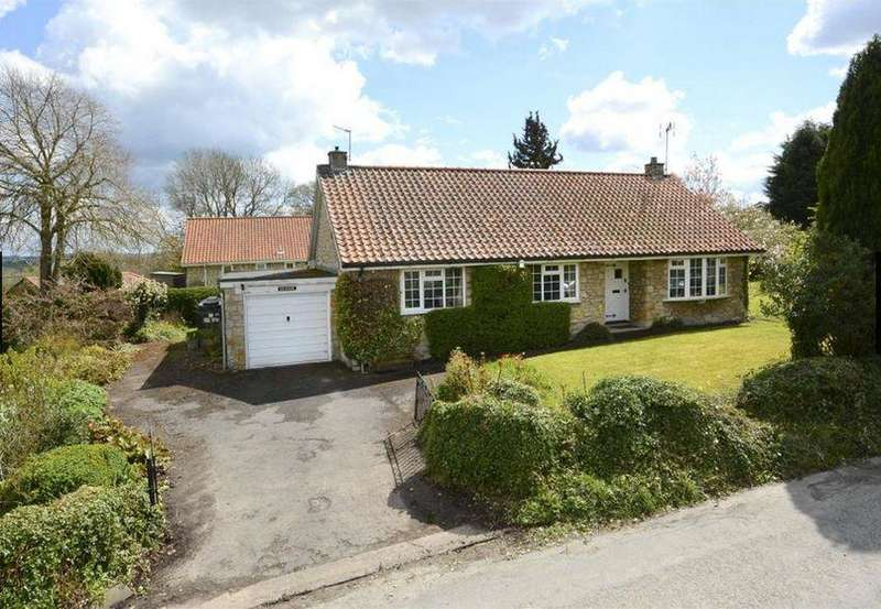 3 Bedrooms Detached Bungalow for sale in High Meadows, Low Hutton, Huttons Ambo, YO60 7HF