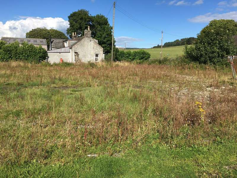 Plot Commercial for sale in Residential Building Plot,Kirkhouse, Beeswing, Dumfries DG2