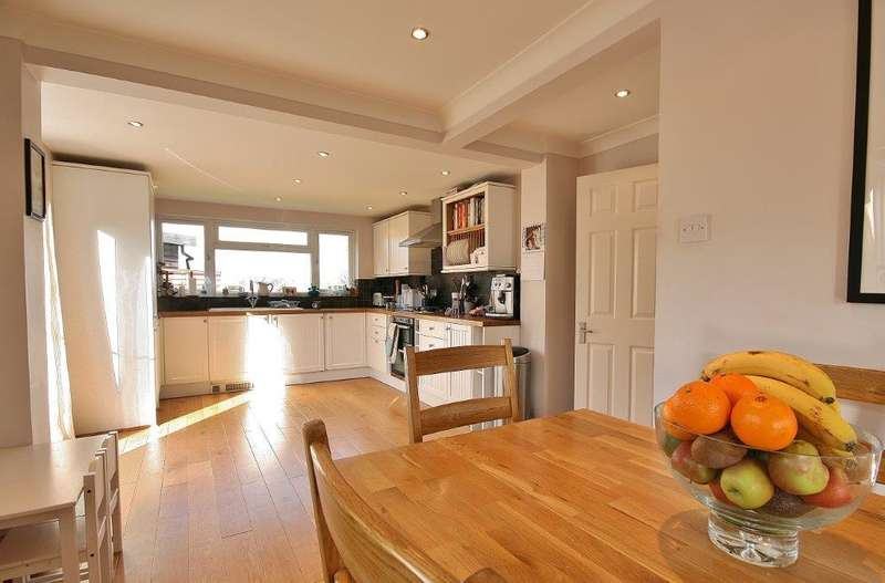 4 Bedrooms Semi Detached House for sale in Orchard Avenue, Berkhamsted HP4