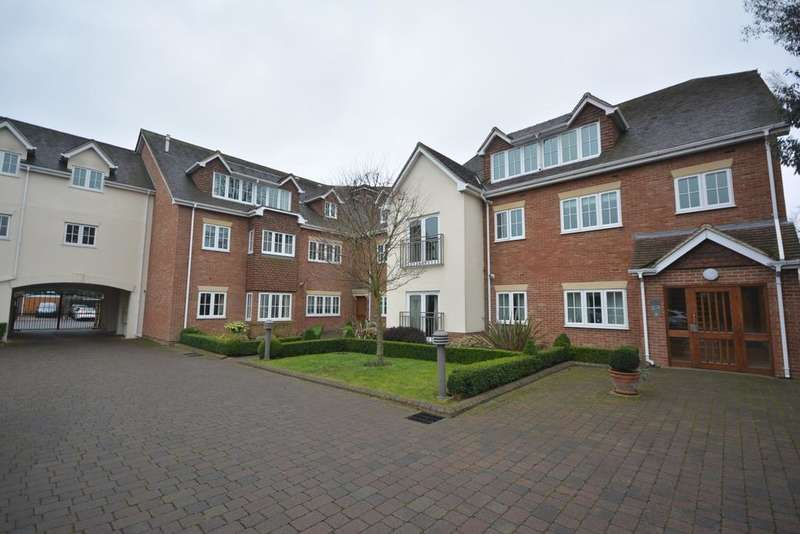2 Bedrooms Apartment Flat for sale in Tilia Court, Berther Road, Emerson Park, Hornchurch RM11
