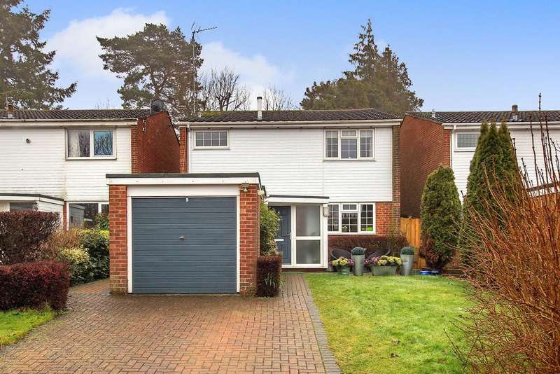 3 Bedrooms Detached House for sale in Lincoln Park, Amersham HP7