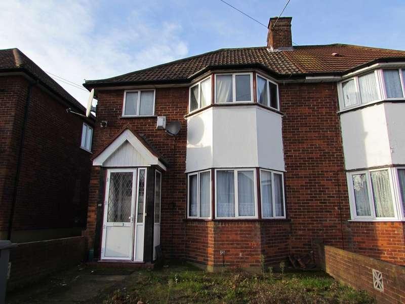 3 Bedrooms Semi Detached House for sale in Victoria Avenue, Wembley HA9