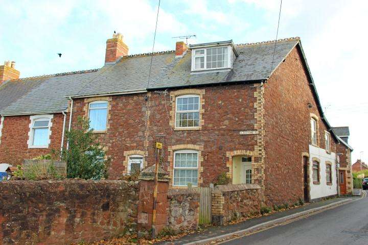 3 Bedrooms End Of Terrace House for sale in Gladstone Terrace, Watchet TA23