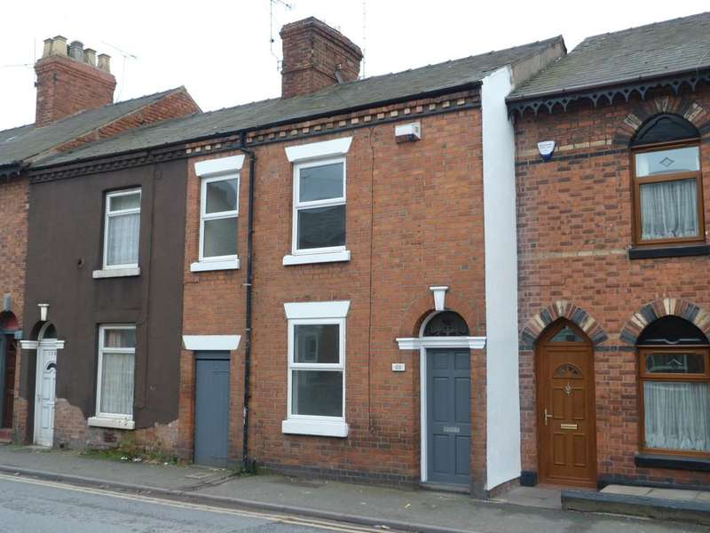 3 Bedrooms Terraced House for sale in Wistaston Road Crewe
