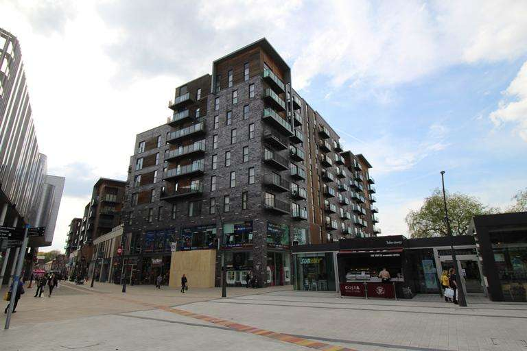 1 Bedroom Apartment Flat for sale in 5 St John's Gardens, Bury BL9