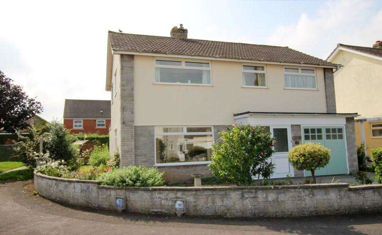 4 Bedrooms Detached House for sale in Greenacre, Bridgwater TA6
