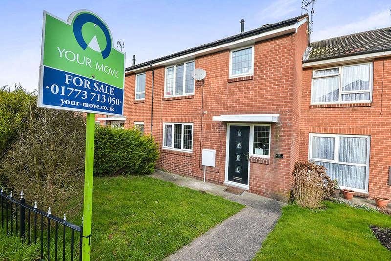 3 Bedrooms Property for sale in Lowlands Lea, Heanor, DE75