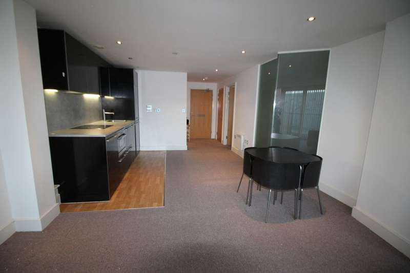 2 Bedrooms Flat for rent in Huntingdon Street, Nottingham, NG1