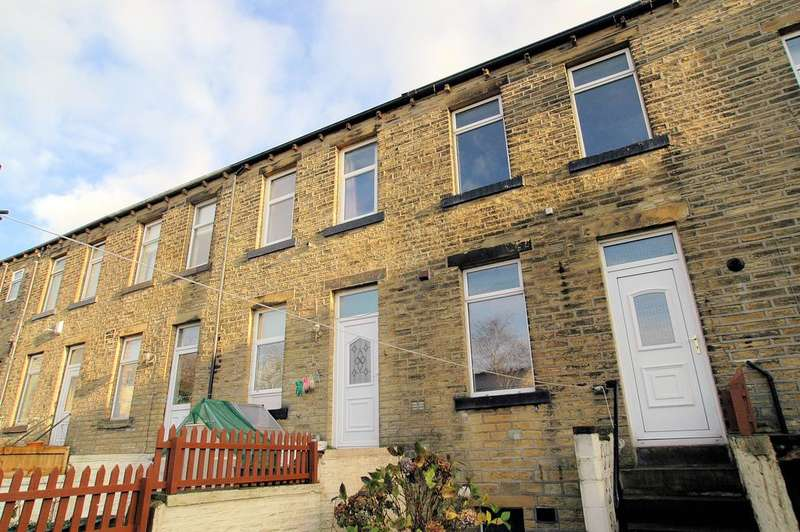 2 Bedrooms Terraced House for sale in Palm Street, Akroydon, Halifax HX3