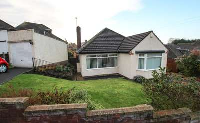2 Bedrooms Detached Bungalow for sale in Willoughby Road, Bridgwater TA6