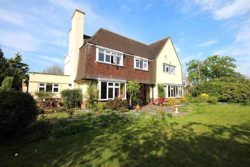 5 Bedrooms Detached House for sale in Field Road, Ilkeston
