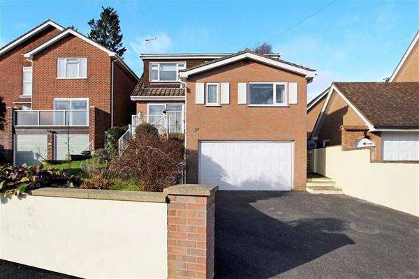 4 Bedrooms Detached House for sale in Inverclyde Road, Poole