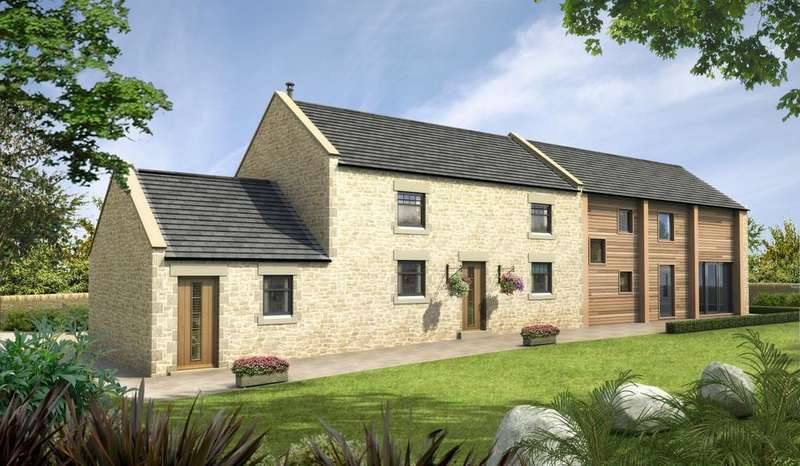 5 Bedrooms Detached House for sale in The Hay Barn, West Fenwick, Near Matfen, Tyne Valley, Newcastle upon Tyne NE18